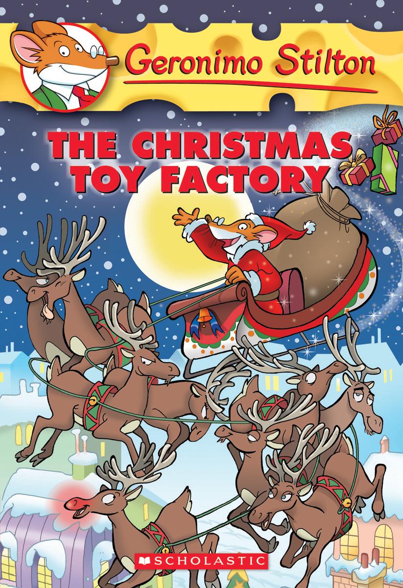 Geronimo Stilton #27: The Christmas Toy Factory