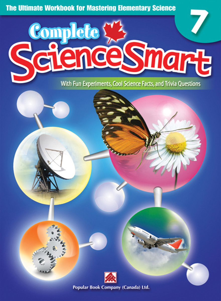 Complete ScienceSmart Gr. 7