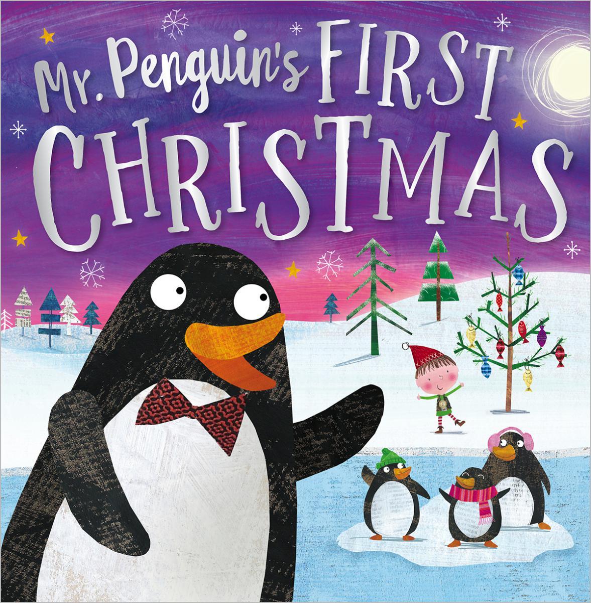 Mr. Penguin's First Christmas