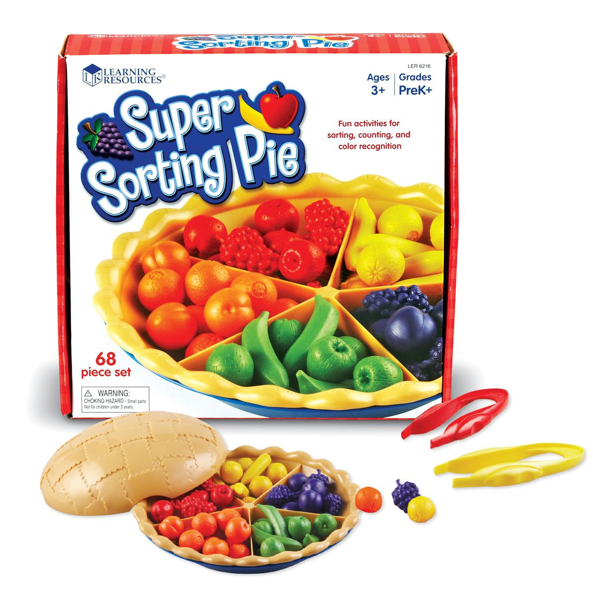 Super Sorting Pie