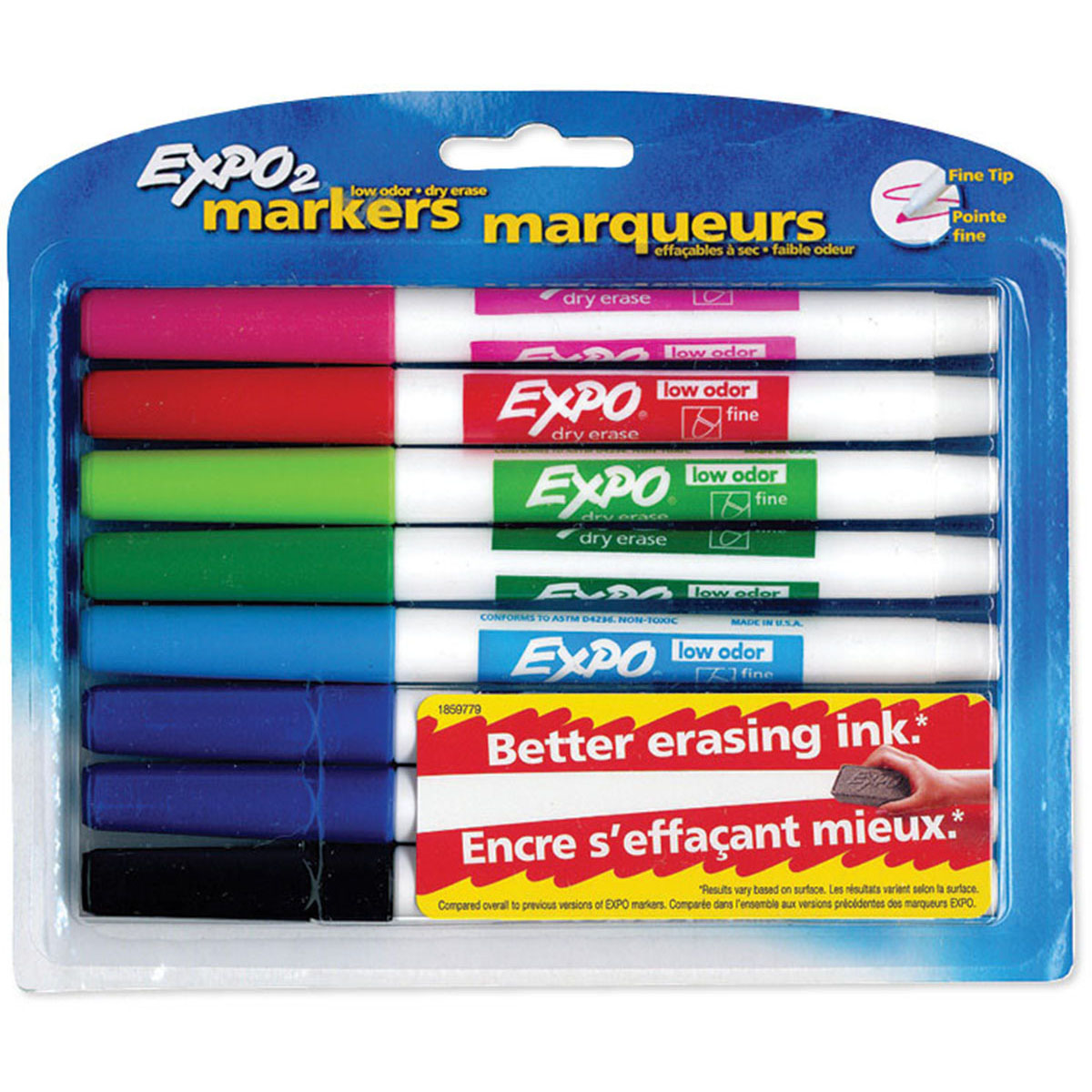 Expo Whiteboard Markers