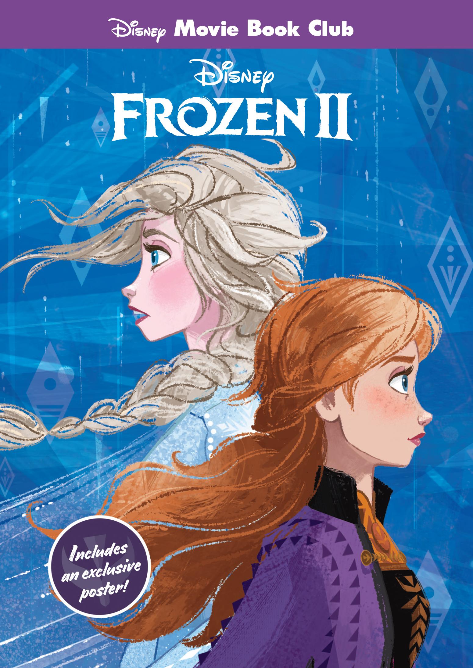 Disney Movie Book Club: Frozen II