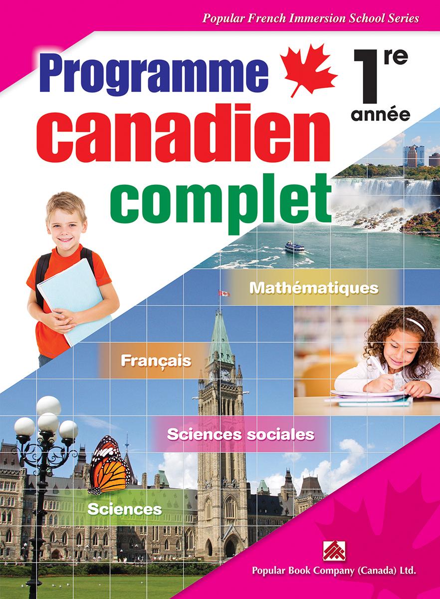 Programme Canadien complete: Gr. 1
