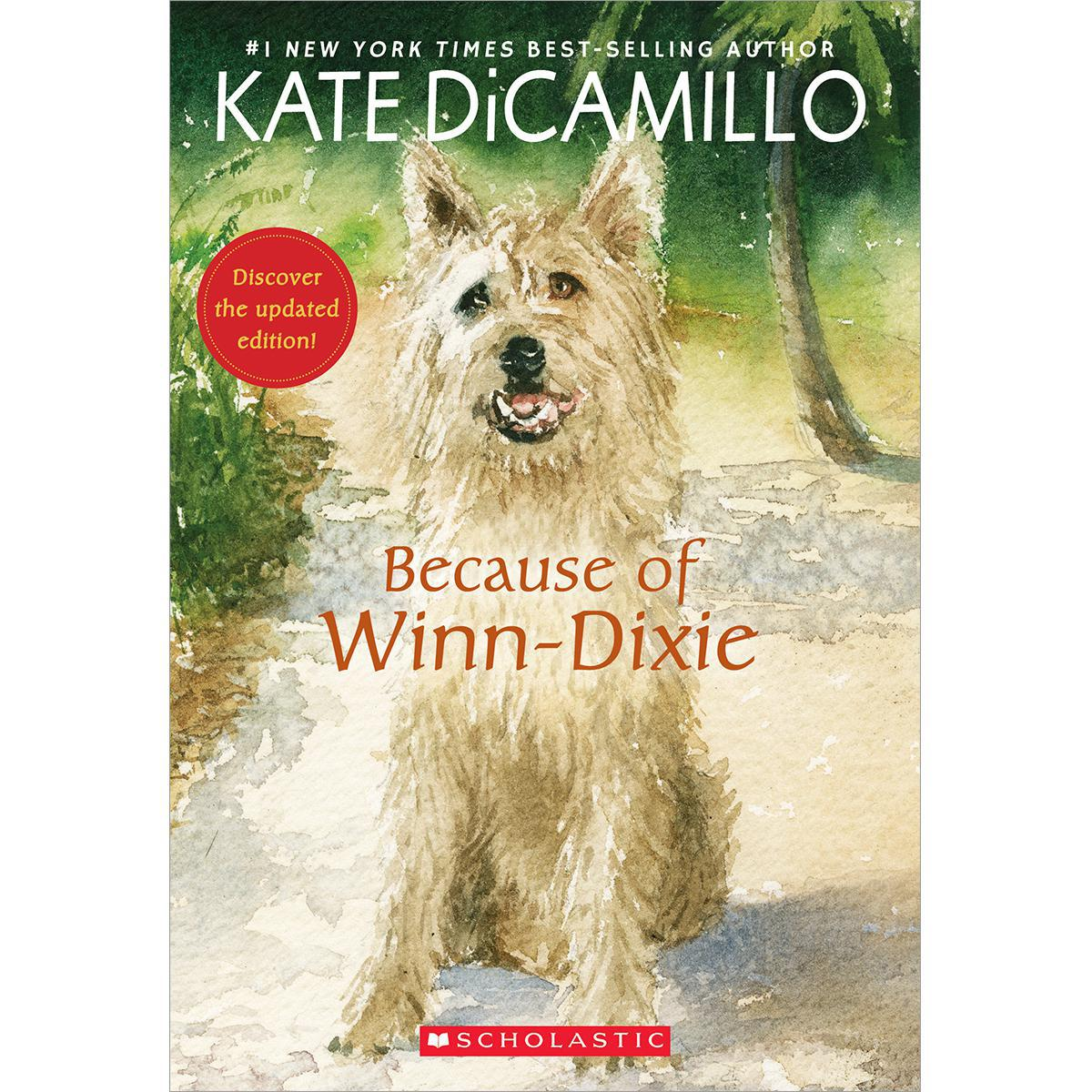Because of Winn-Dixie 6-Book Pack