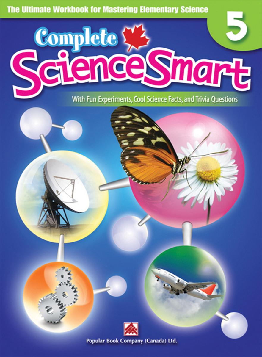 Complete ScienceSmart Grade 5