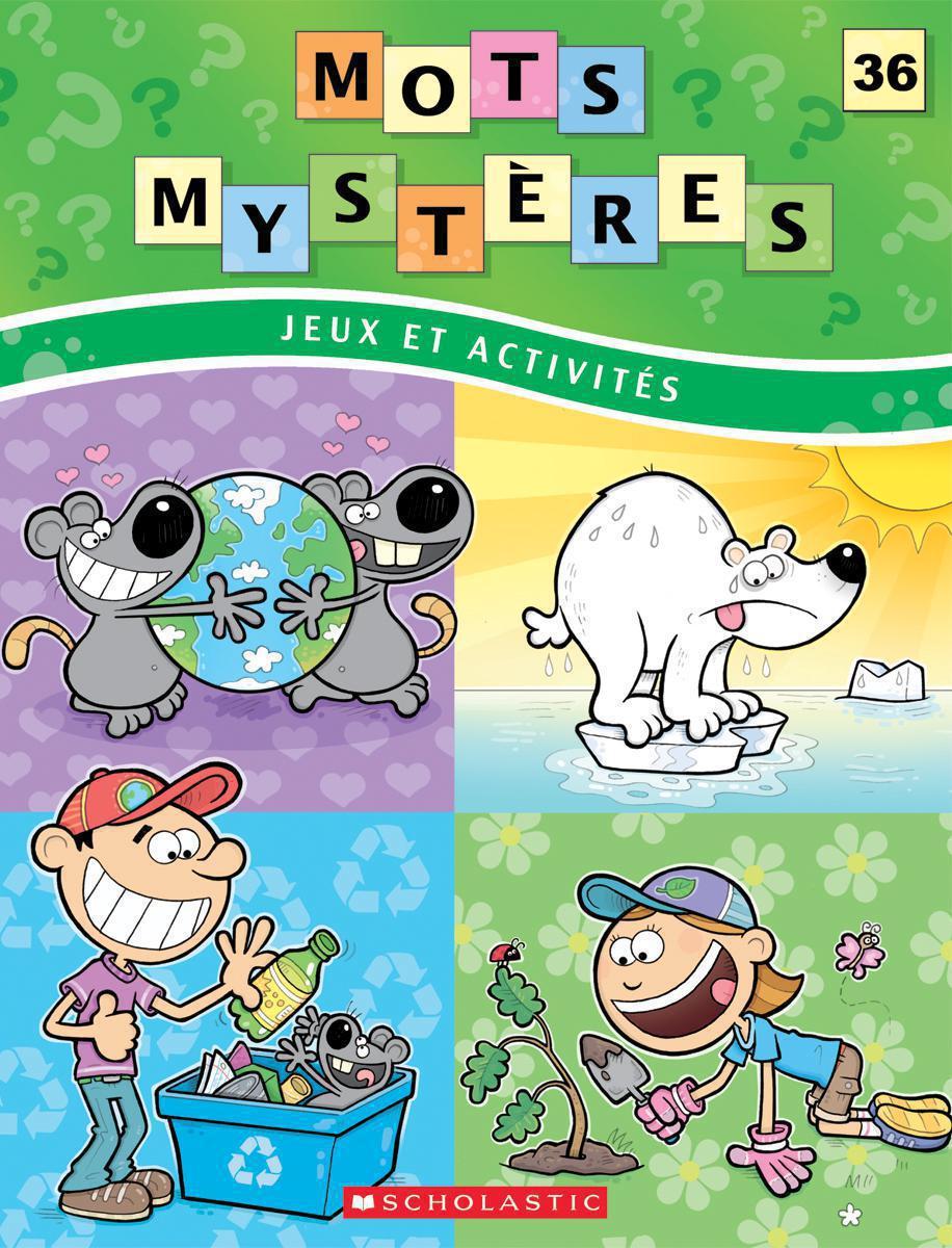 Mots mystères n° 36
