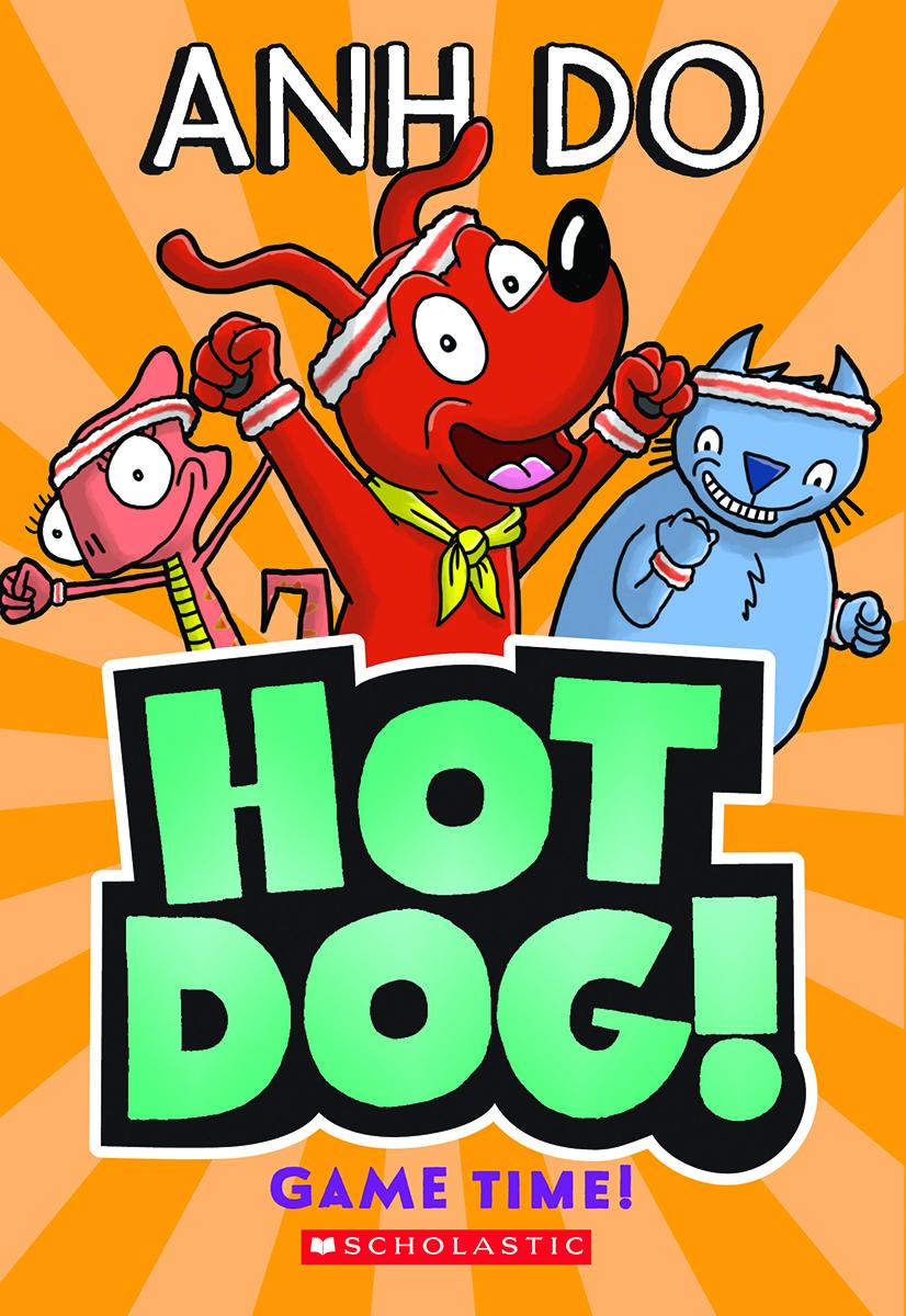 Hotdog #4: Game Time!