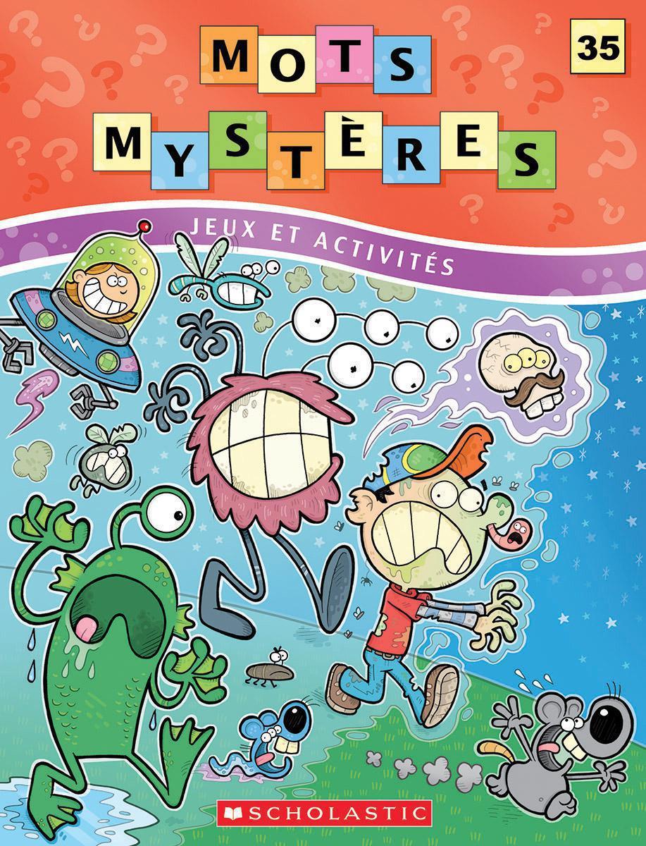 Mots mystères no 35