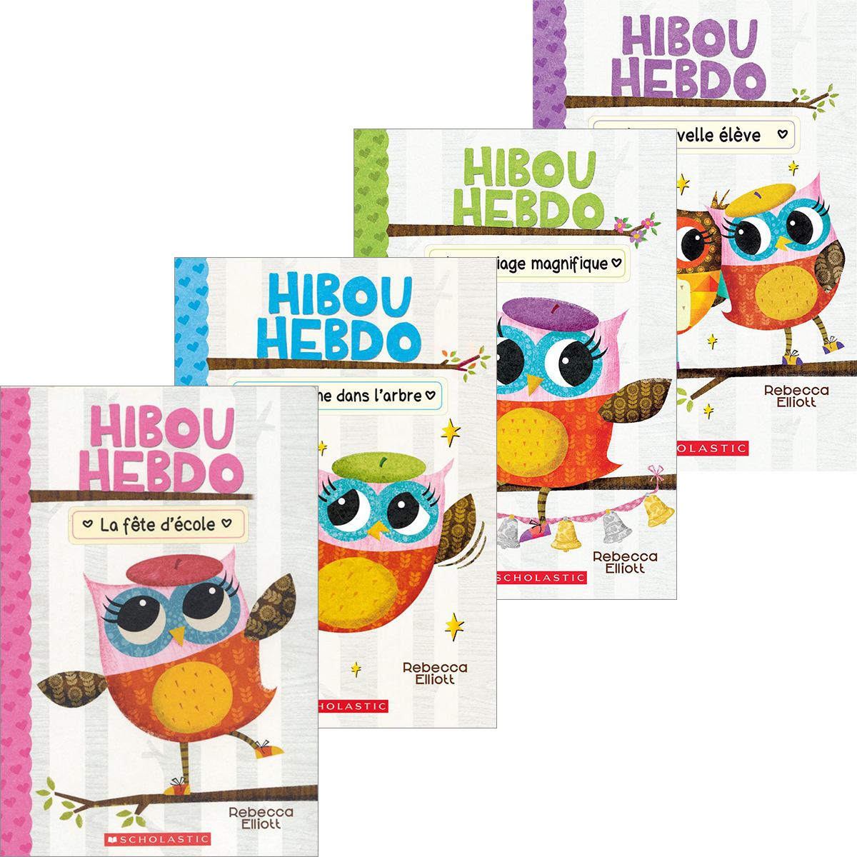 Collection Hibou Hebdo