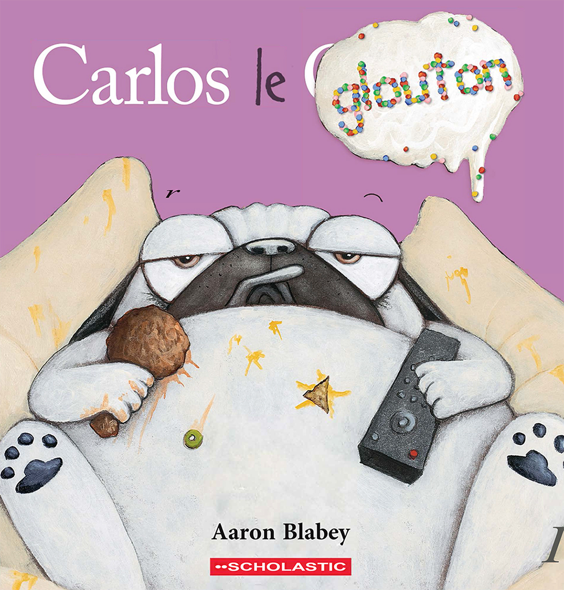 Carlos le glouton