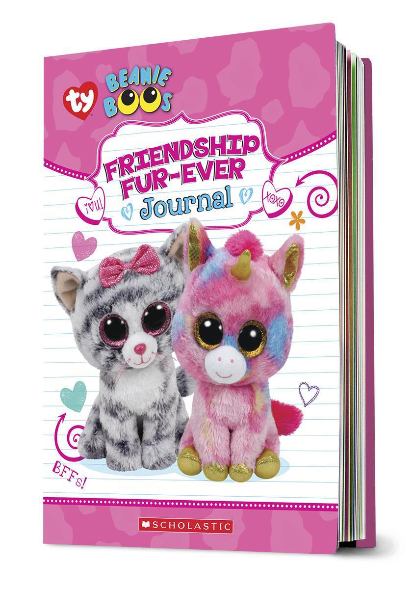 TY® Beanie Boos: Friendship Fur-Ever Journal