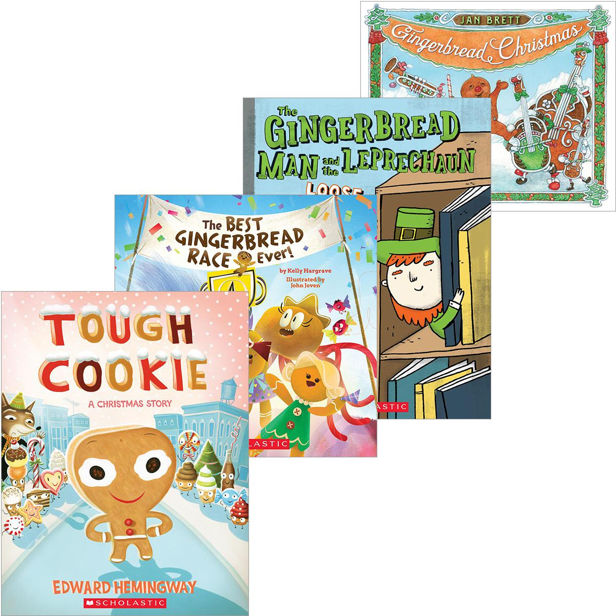 Gingerbread Read-Alouds Pack