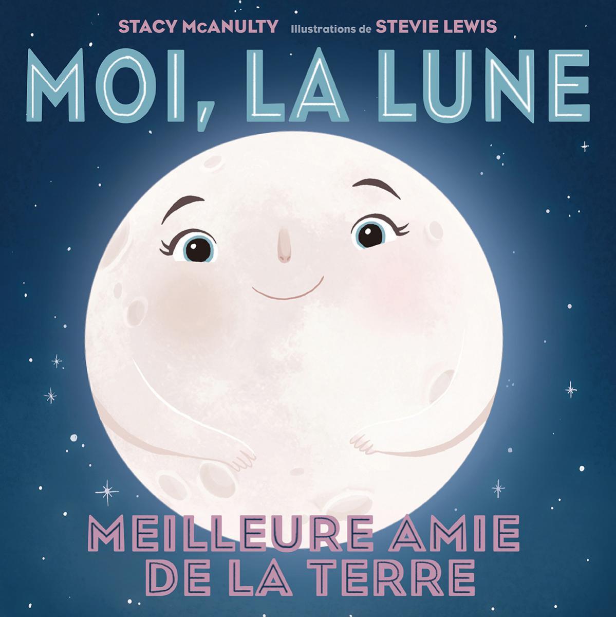 Moi, la Lune