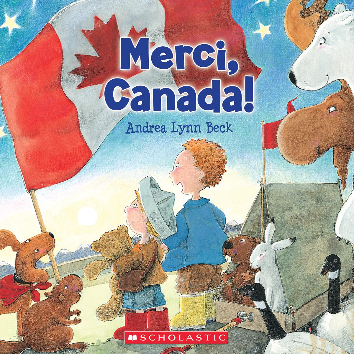 Merci, Canada!