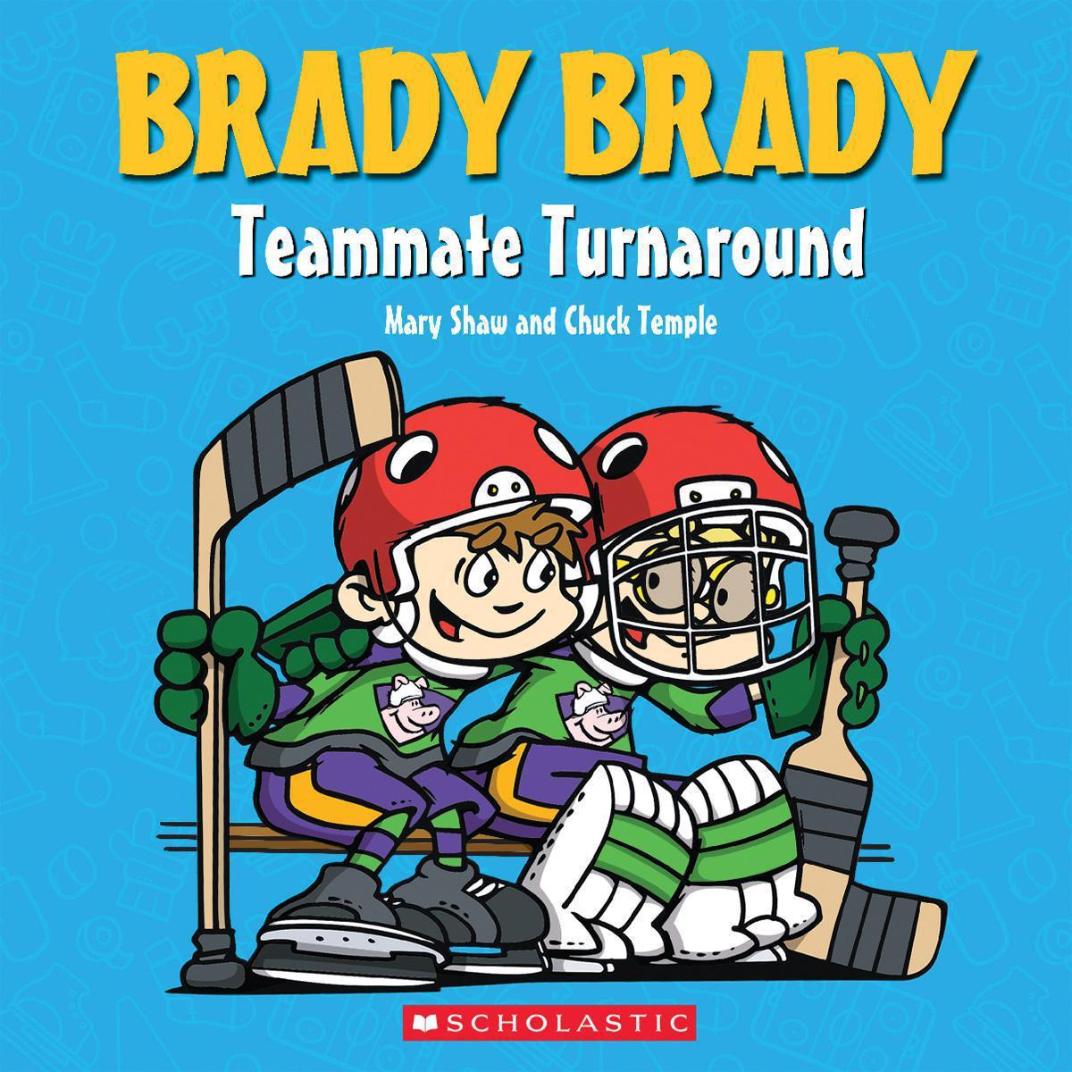 Brady Brady and the Teammate Turnaround 10-Pack