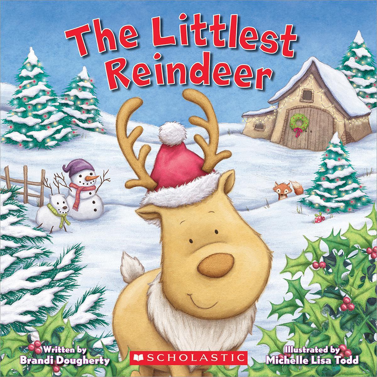 The Littlest Reindeer 10-Pack