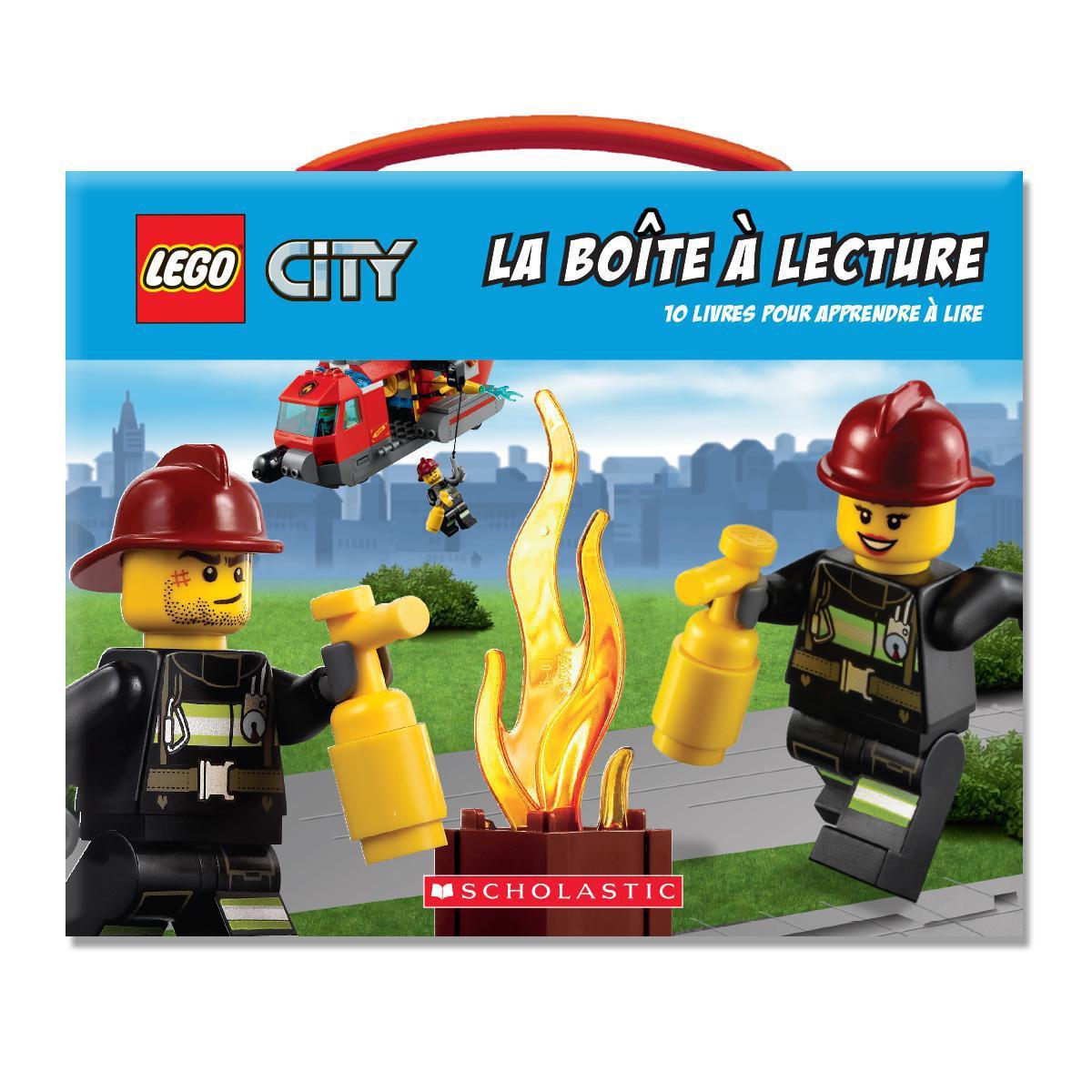 LEGO® City : La boîte à lecture