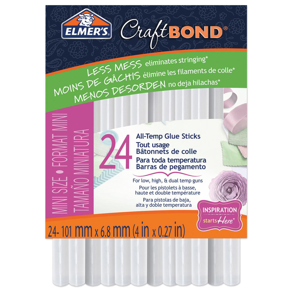 Elmer's Mini All-Temperature Glue Sticks