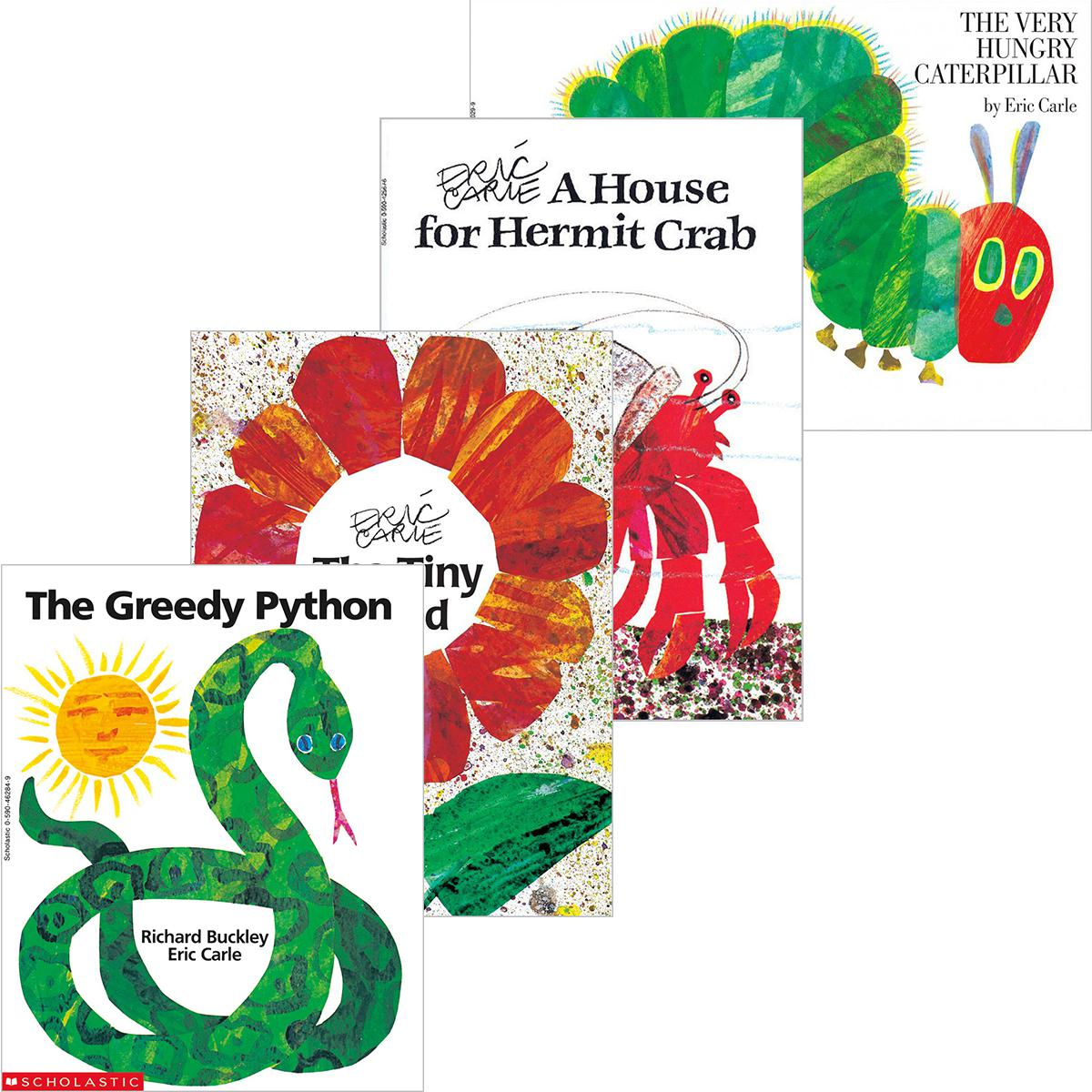 Eric Carle Favourites Pack