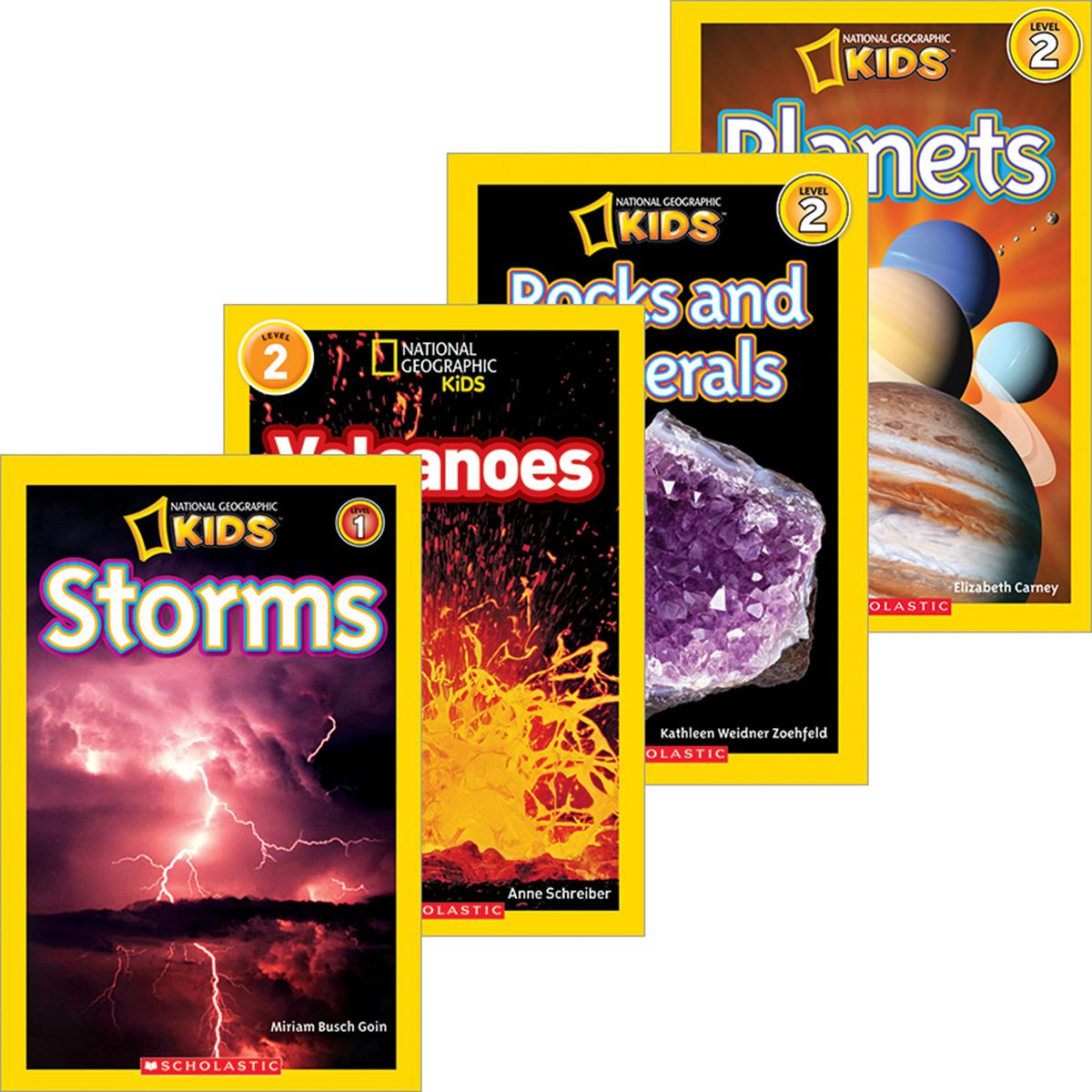 National Geographic Kids: Earth Science Pack