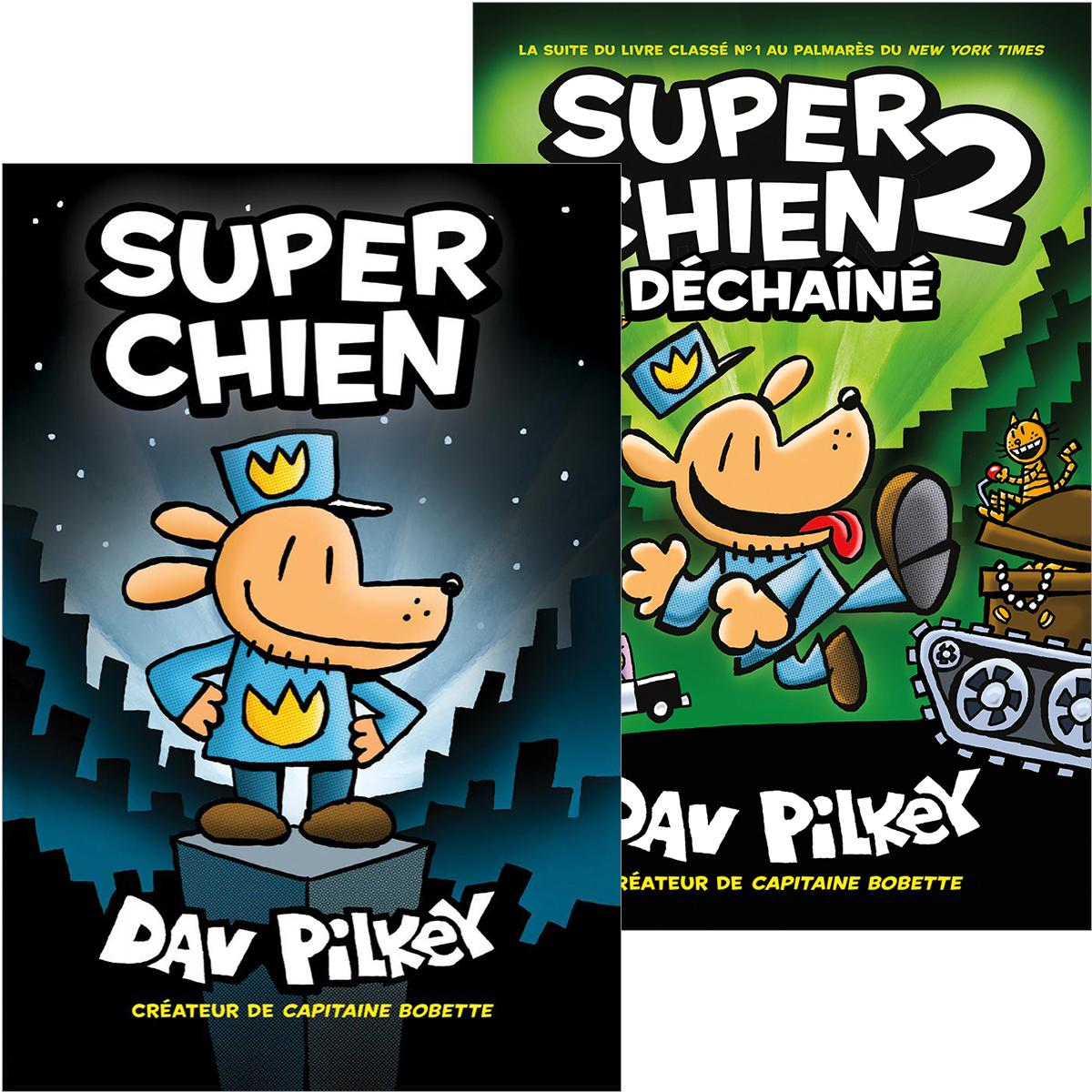 J'aime Super Chien 1-2