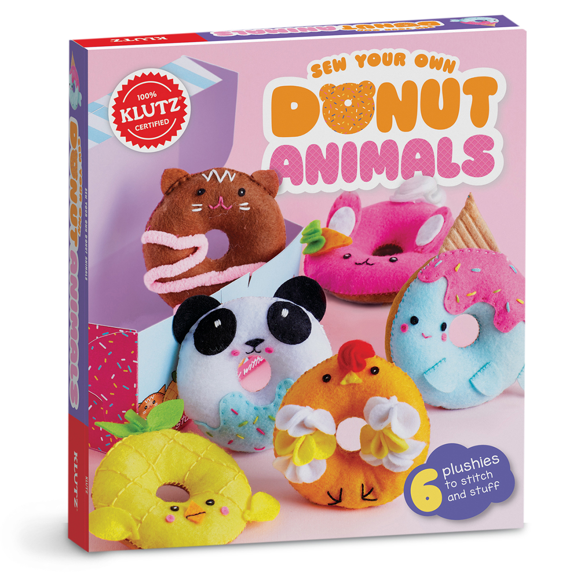 Klutz® Sew Your Own Donut Animals
