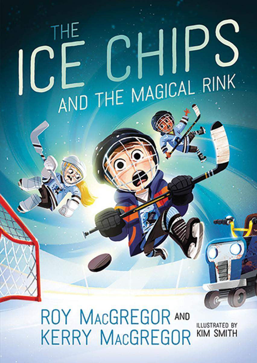 The Ice Chips and the Magical Rink