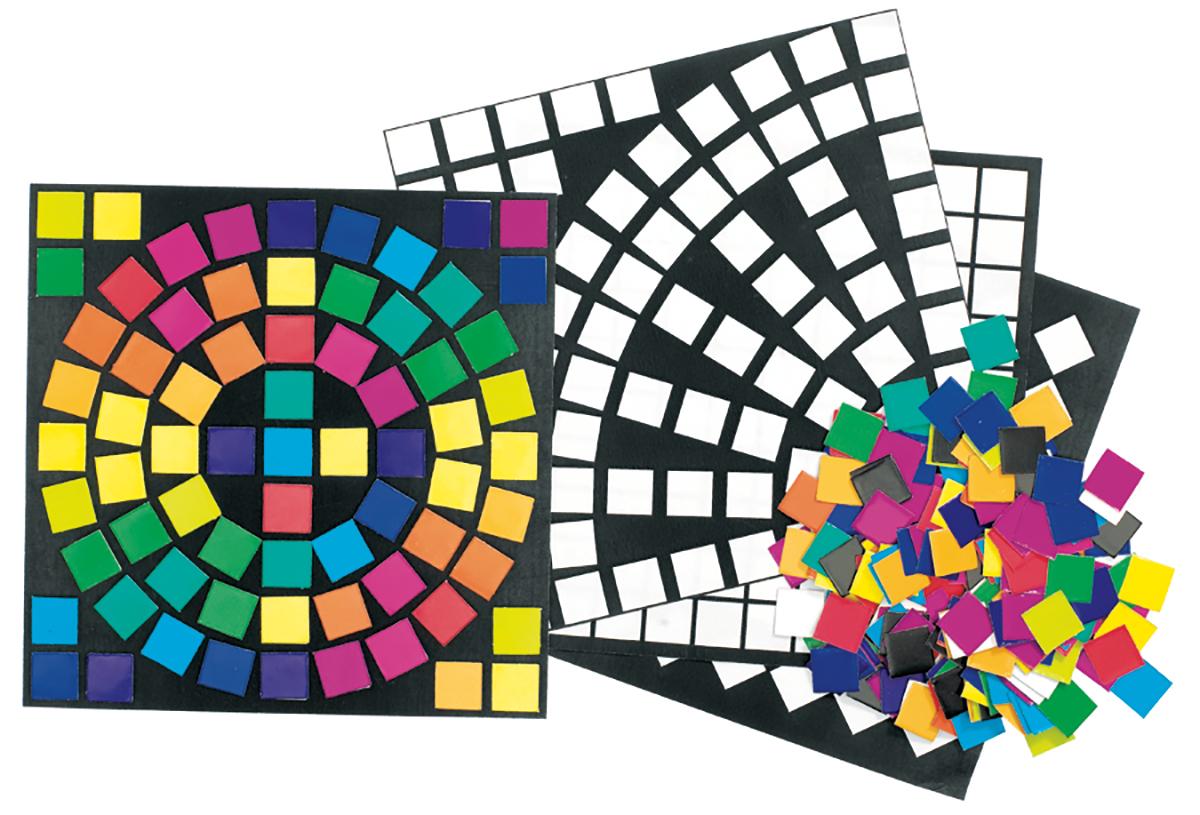 Spectrum Mosaics