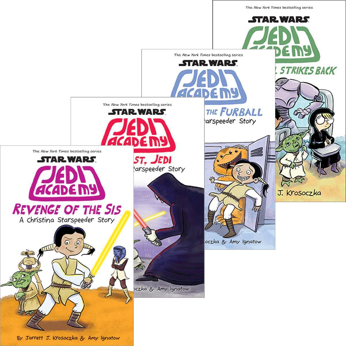 Jedi Academy #1 - #9 Pack