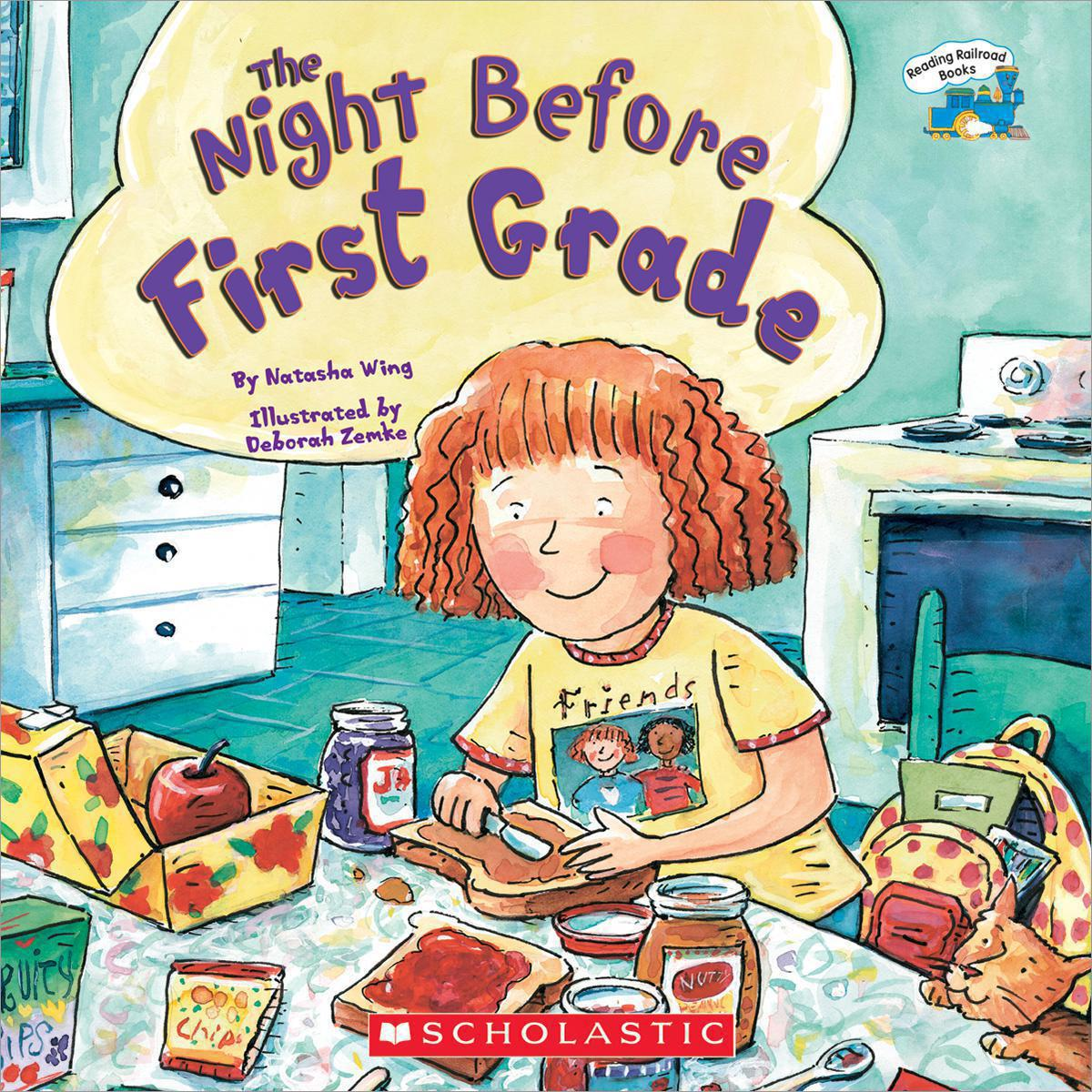 The Night Before First Grade 10-Pack