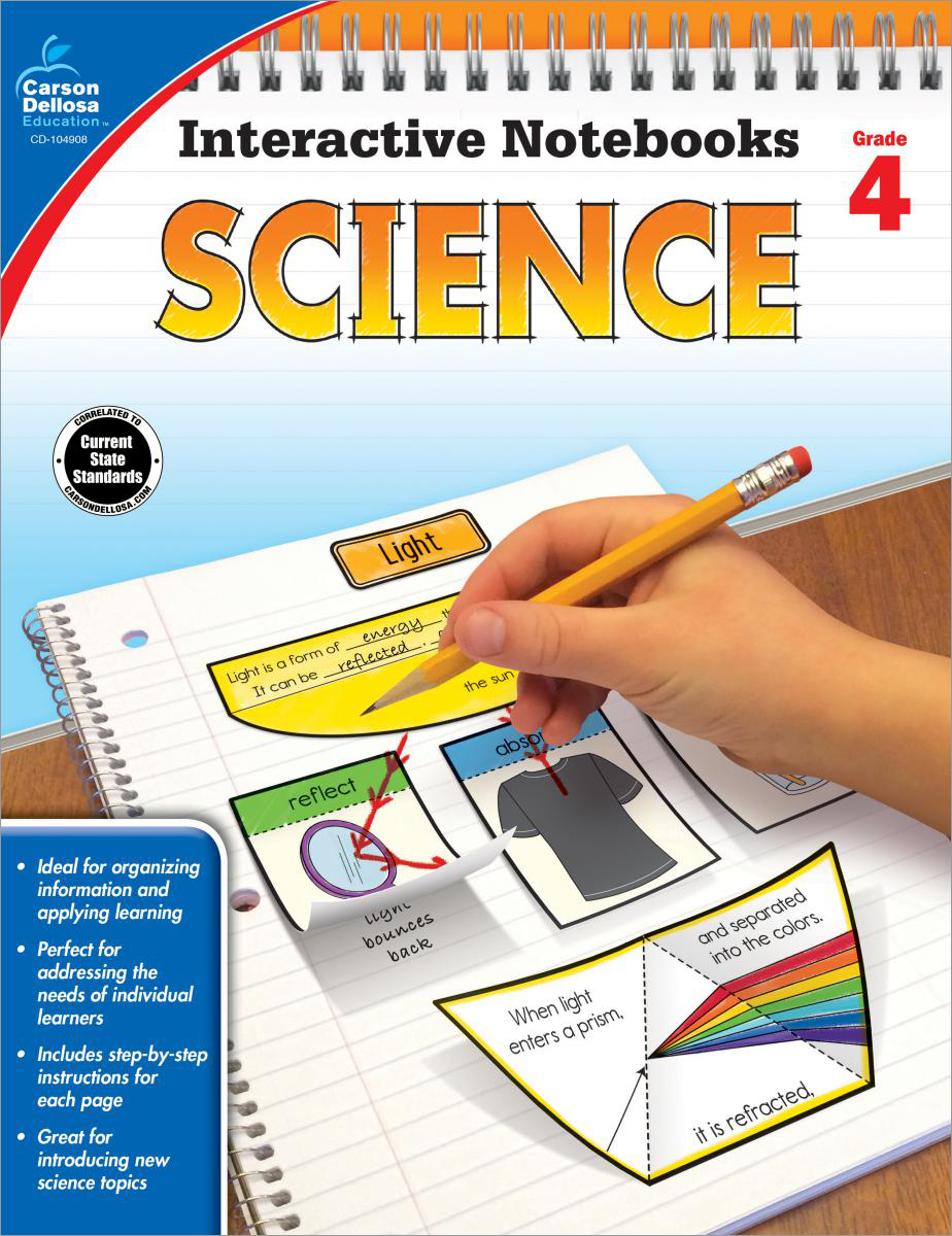 Interactive Notebooks: Science Grade 4
