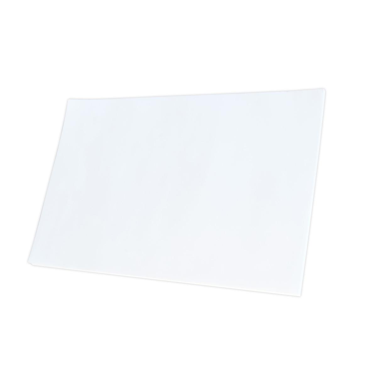 Papier blanc pour le dessin 30 x 48 cm