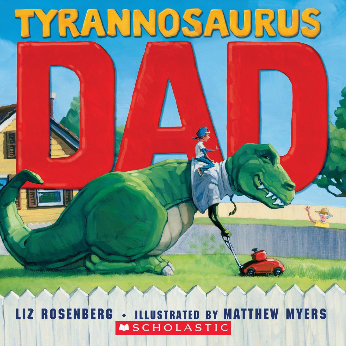 Tyrannosaurus Dad