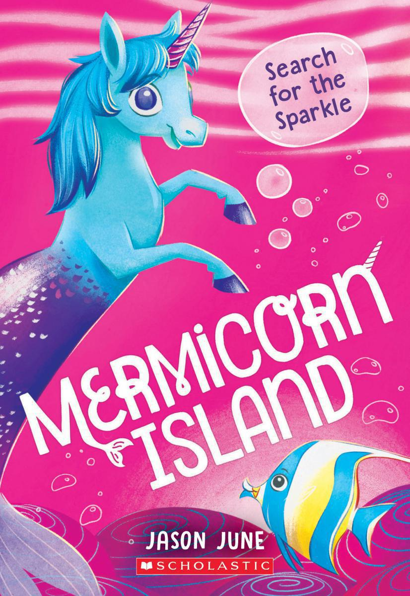 Mermicorn Island #1: Search for the Sparkle