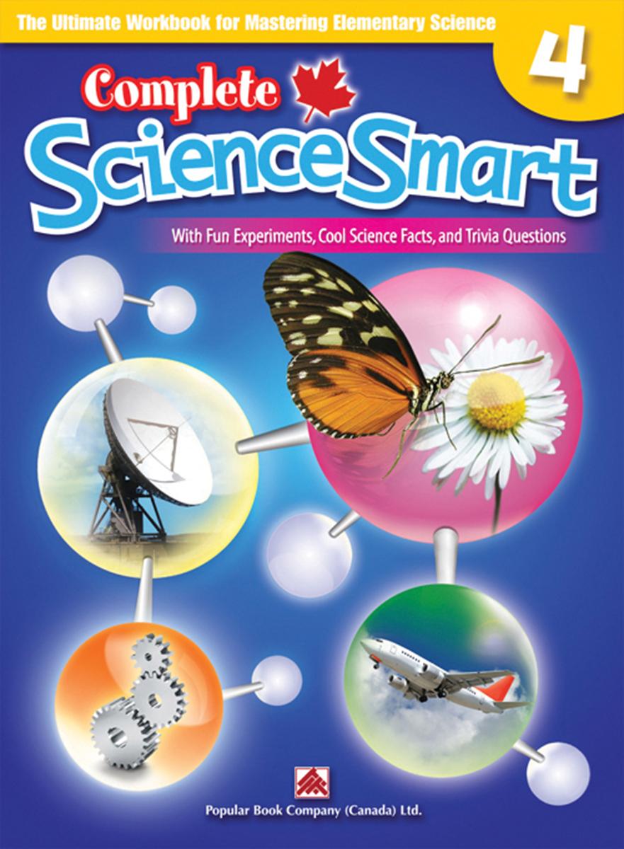 Complete ScienceSmart Grade 4
