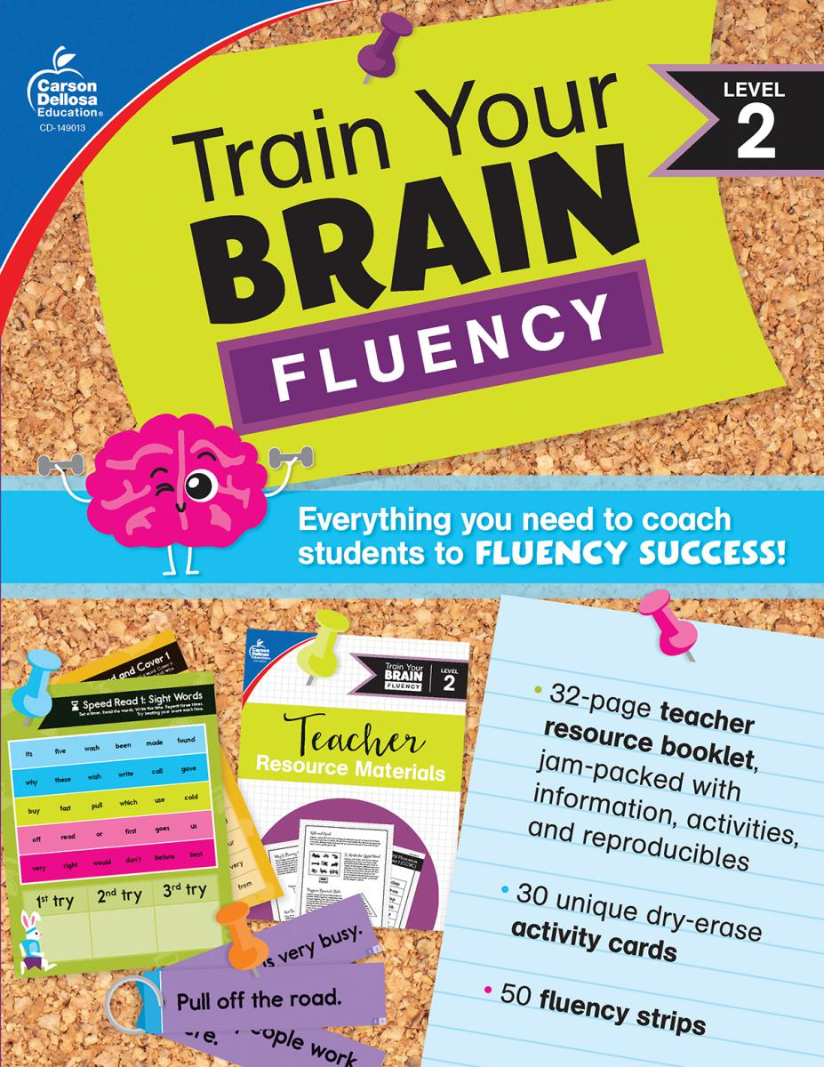 Train Your Brain Fluency Level 2