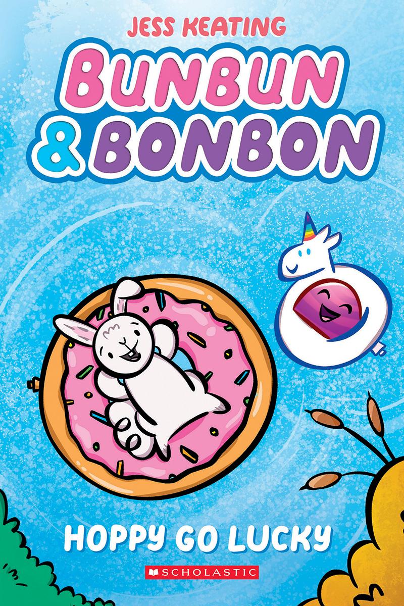 Bunbun & Bonbon #2: Hoppy Go Lucky