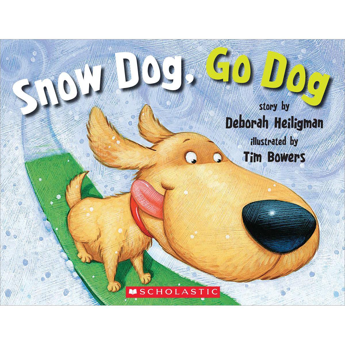 Snow Dog, Go Dog 10-Pack