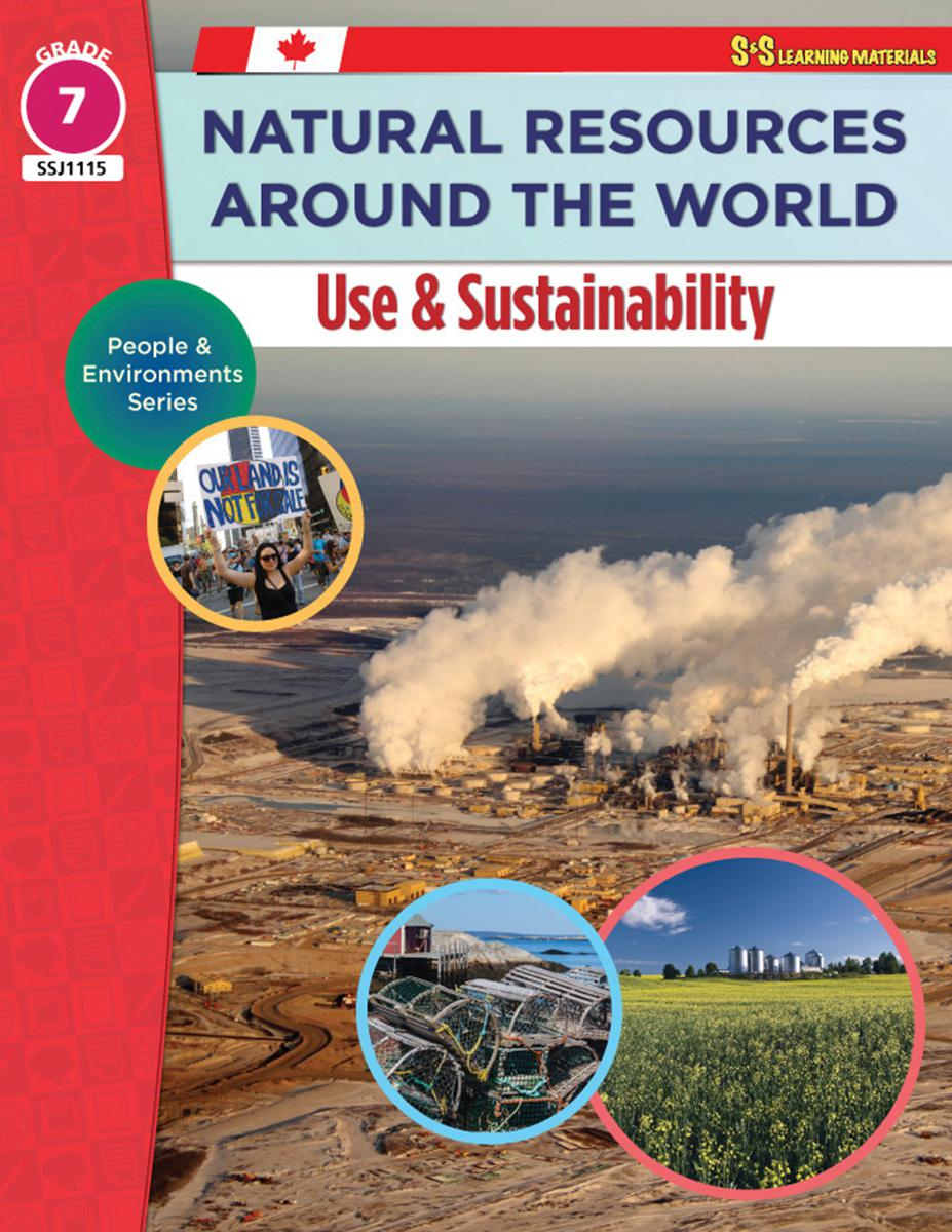 Natural Resources Around the World: Use & Sustainability