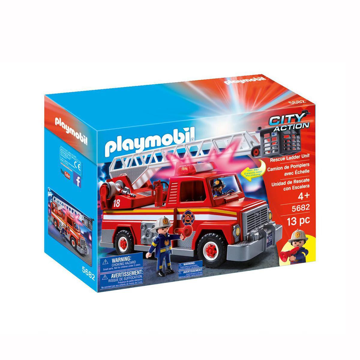 Playmobil® Rescue Ladder Unit