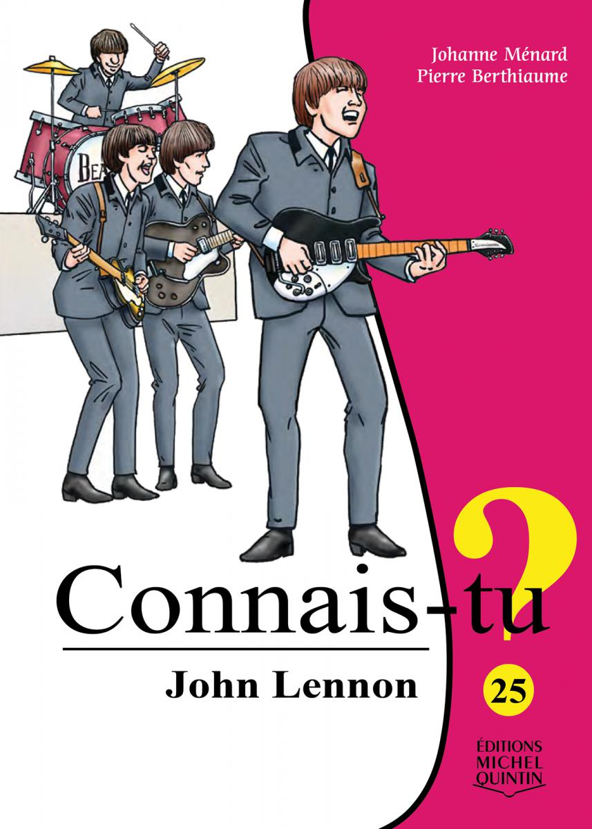 Connais-tu : John Lennon