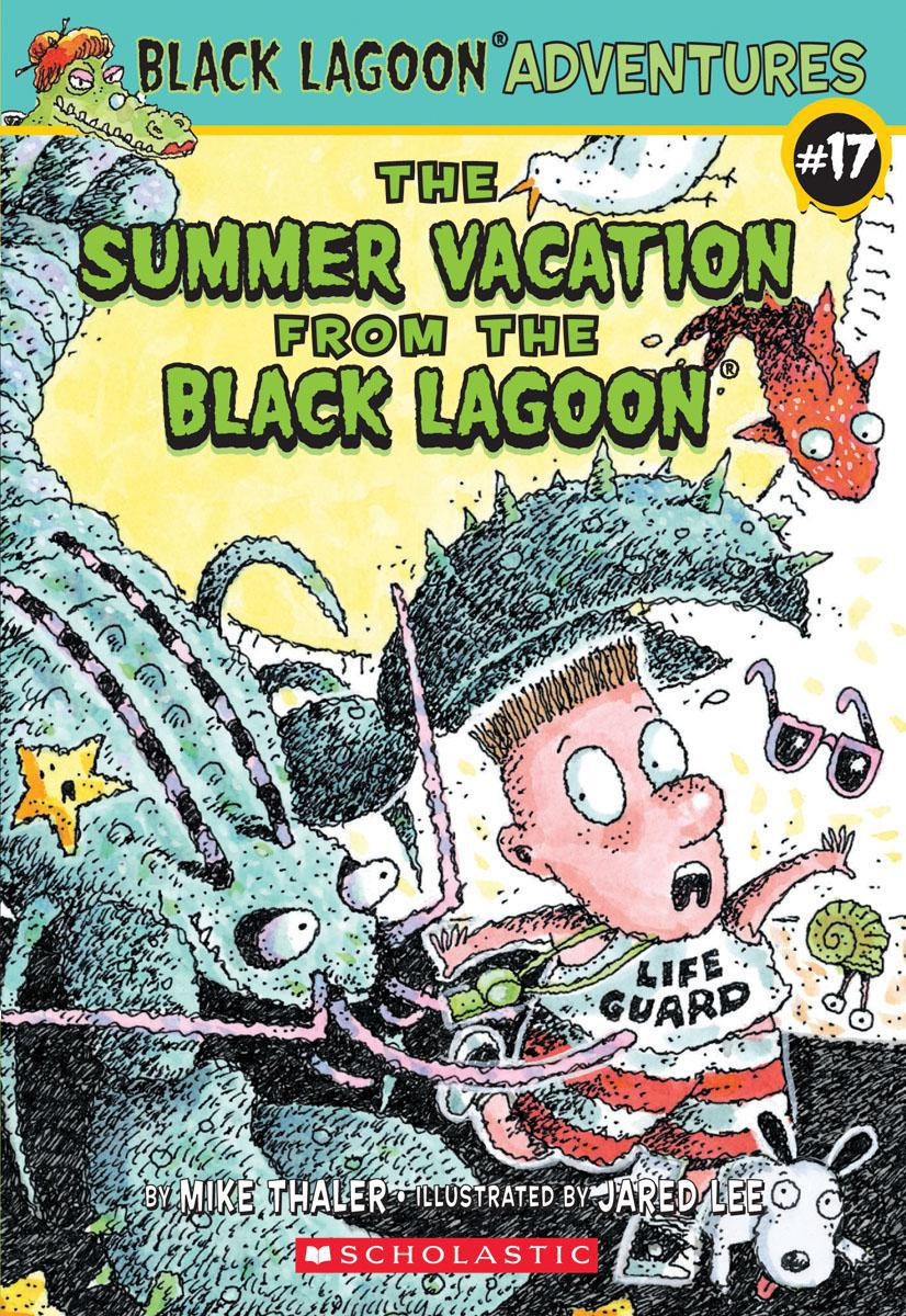 The Summer Vacation from the Black Lagoon 10-Pack
