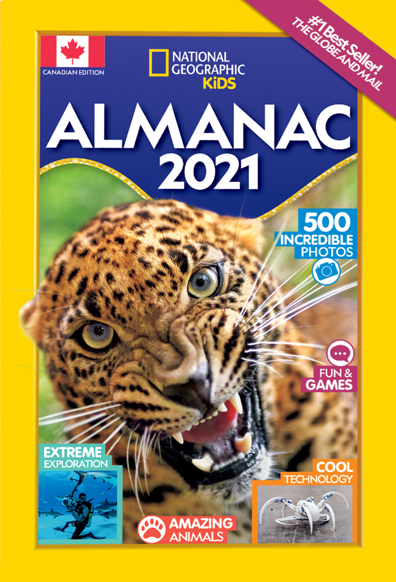 National Geographic Kids: Almanac 2021