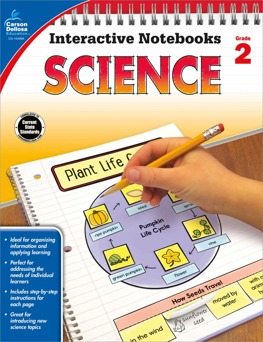 Interactive Notebooks: Science Grade 2