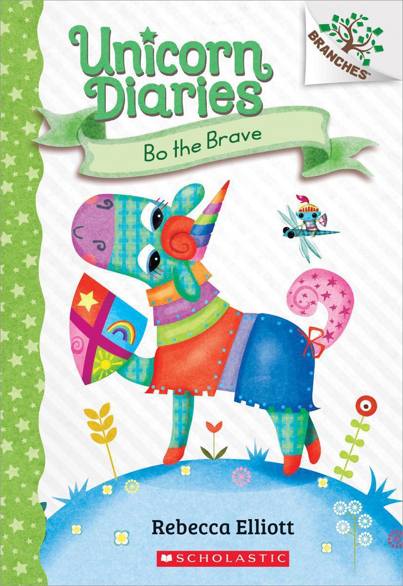 Unicorn Diaries #3: Bo the Brave