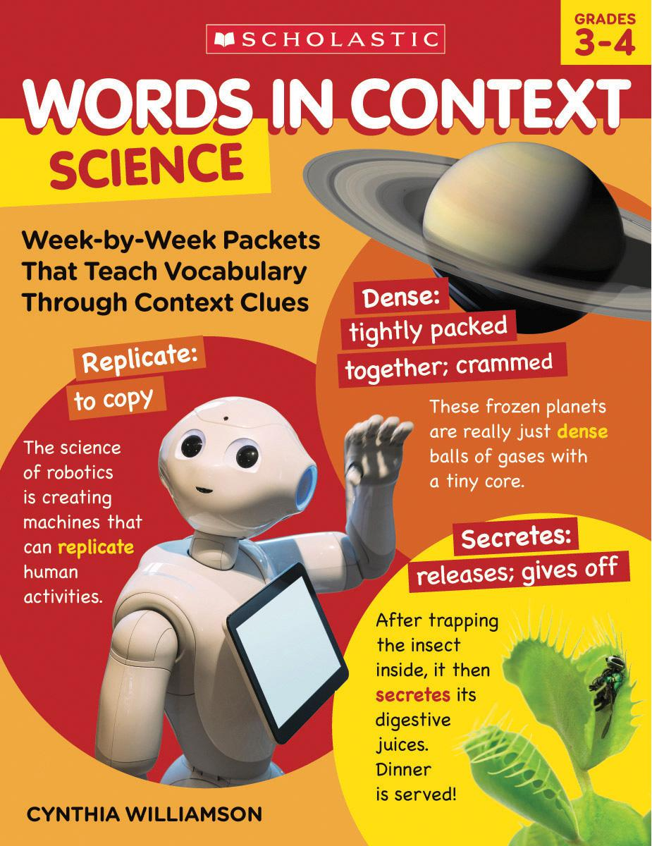 Words in Context: Science