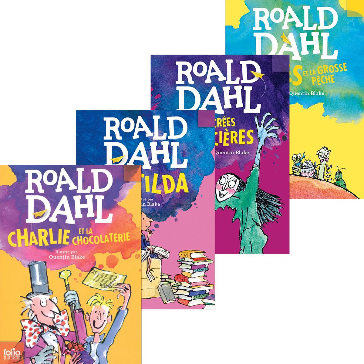 Romans de Roald Dahl