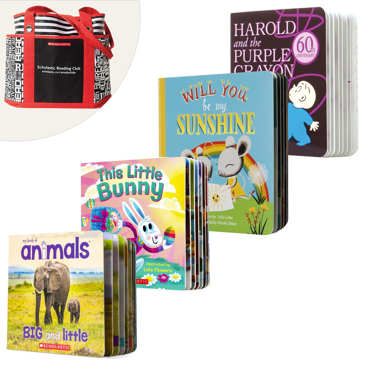 Instant Board Book Library