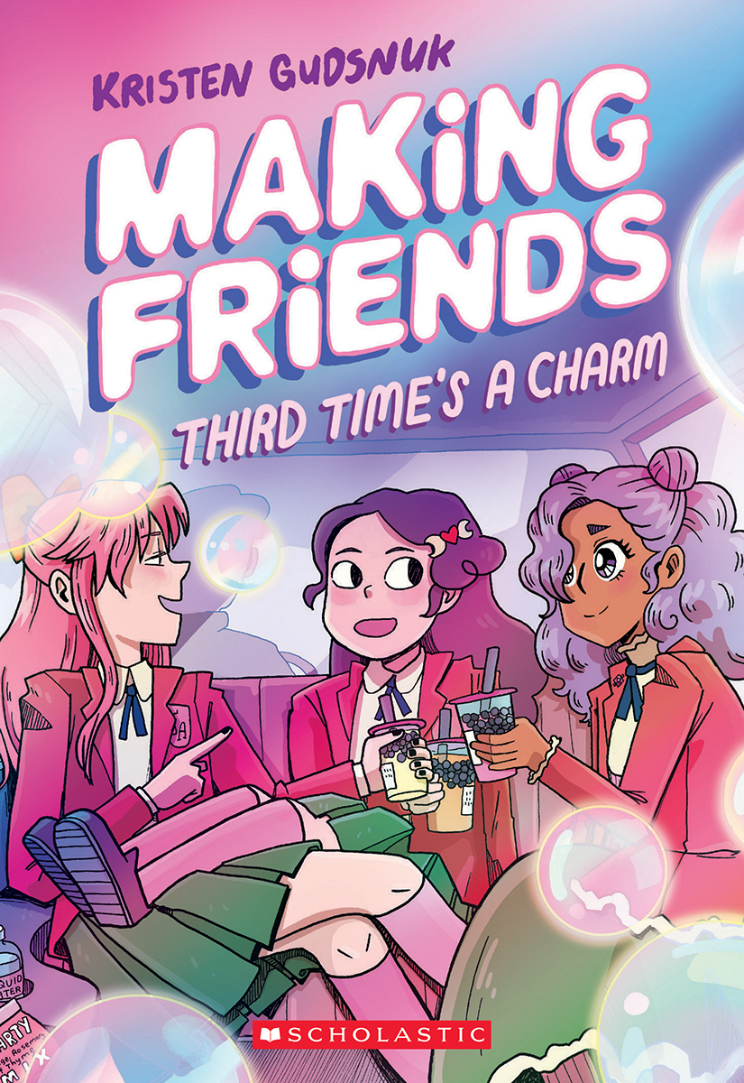 Making Friends: Third Time's a Charm