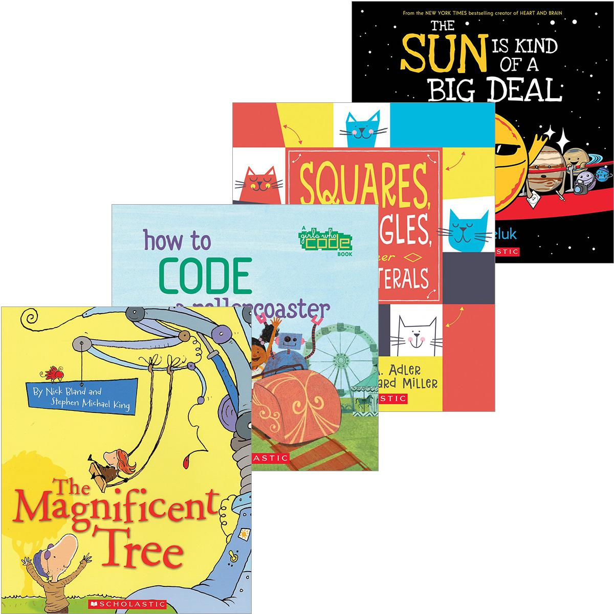 STEM Picture Books Pack